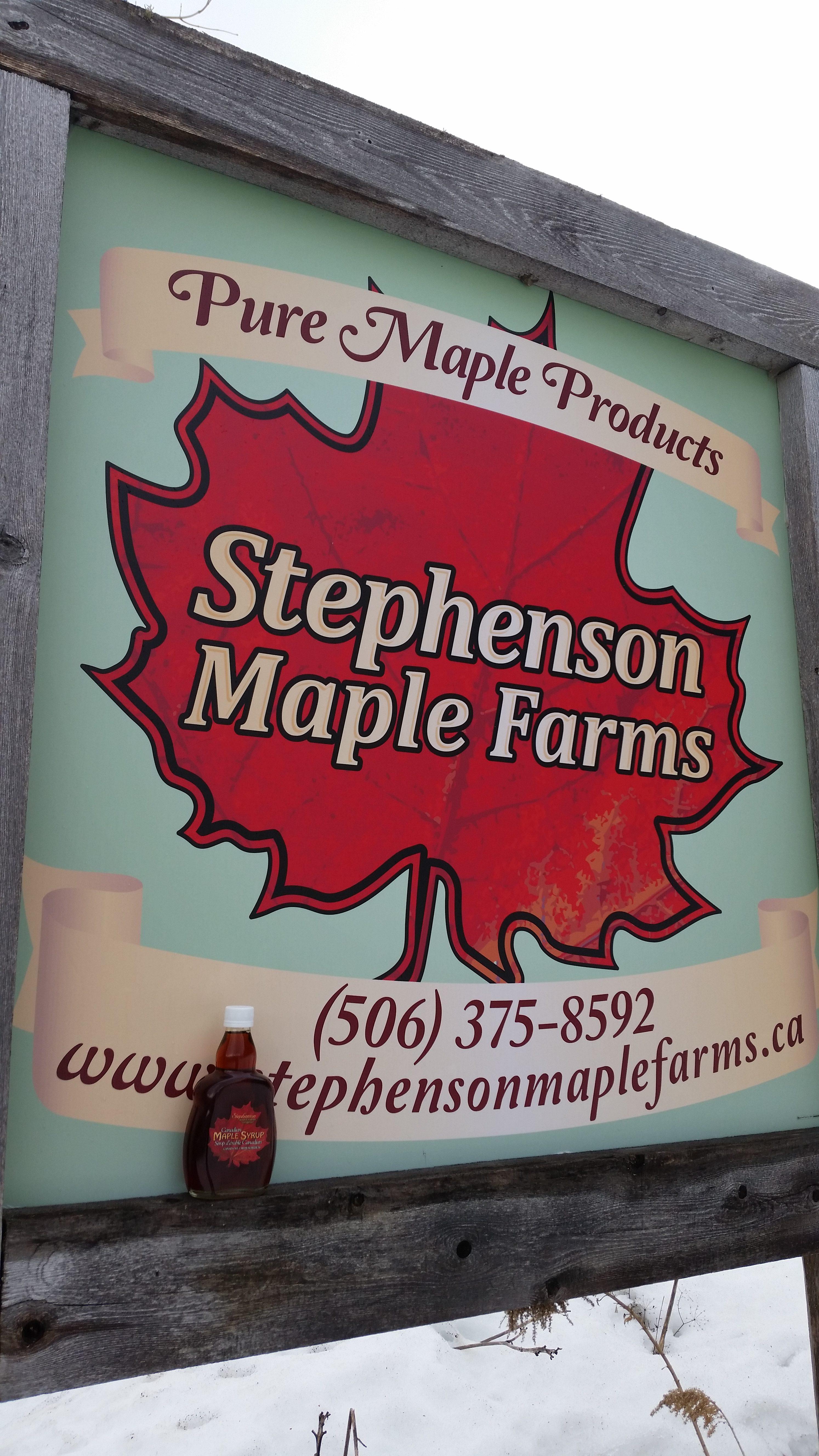 Stephenson Maple Farm