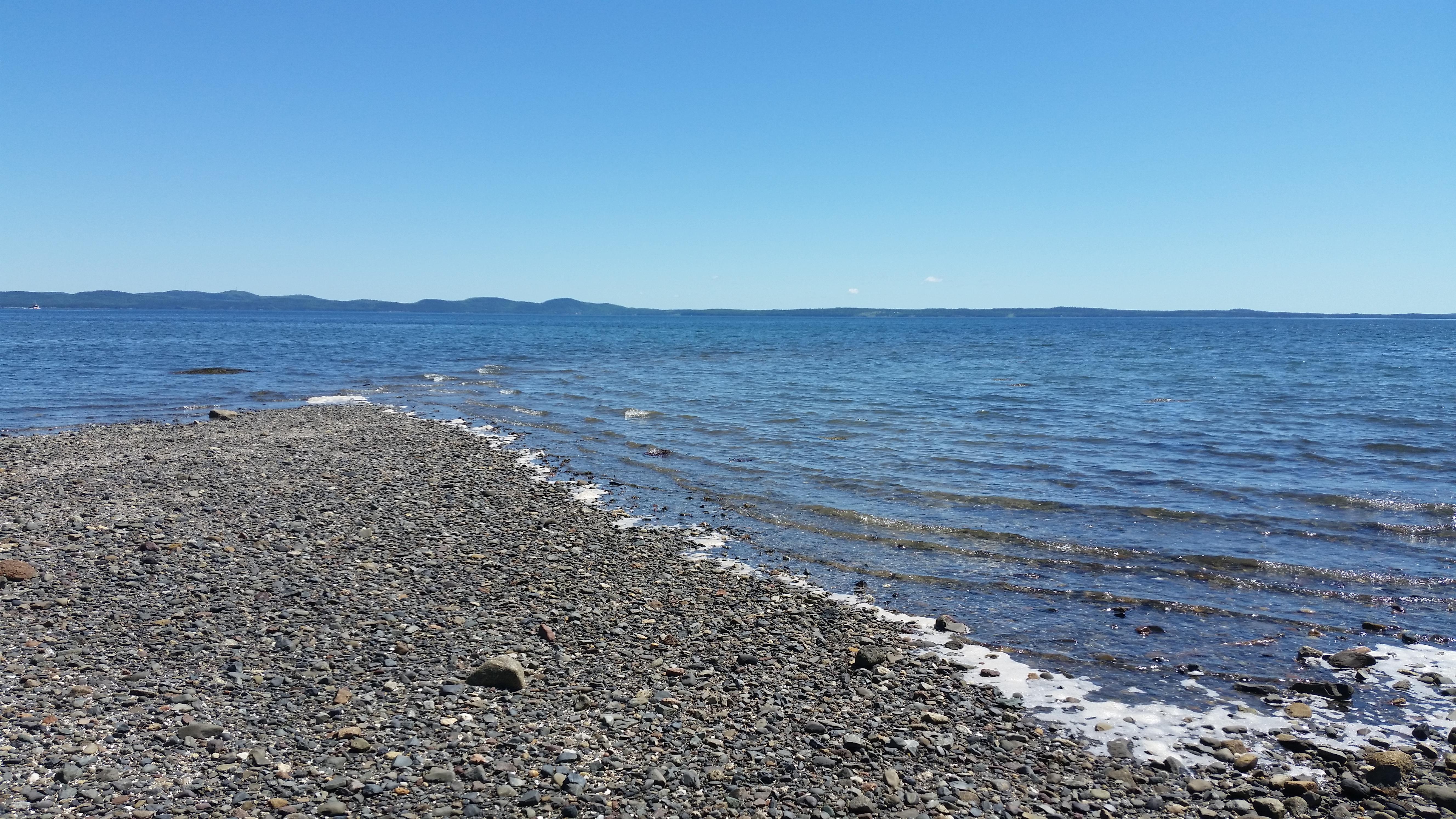 Saint Andrews - Blick aufs Meer