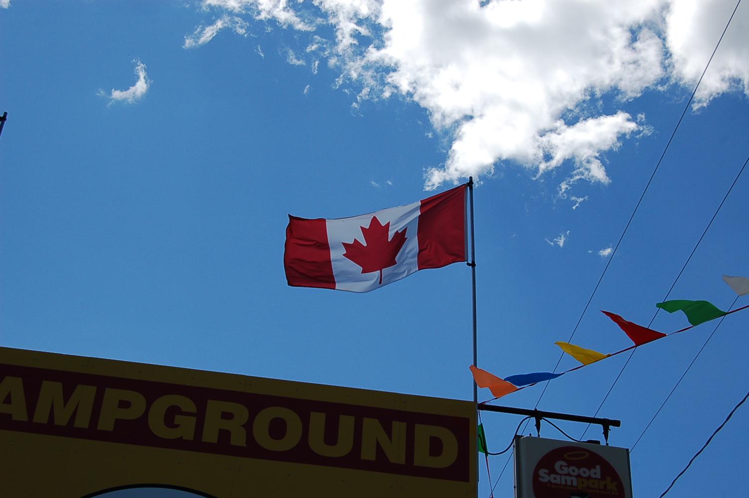 Canada - ich komme!